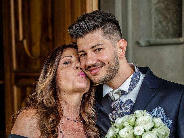 Il matrimonio di Joseph e Alice a Mapello, Bergamo 79