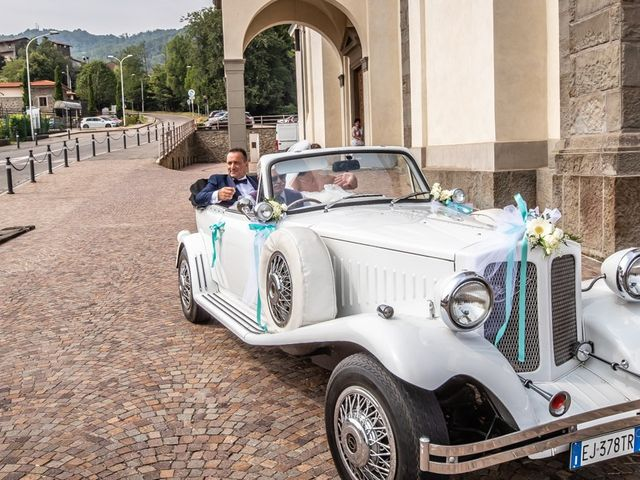 Il matrimonio di Joseph e Alice a Mapello, Bergamo 81