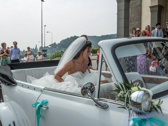 Il matrimonio di Joseph e Alice a Mapello, Bergamo 82