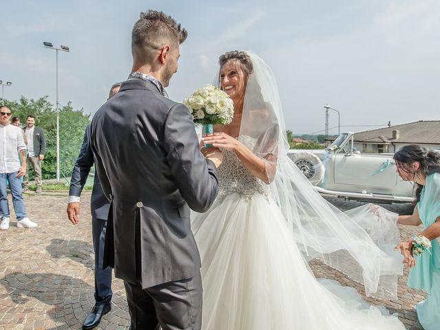 Il matrimonio di Joseph e Alice a Mapello, Bergamo 84