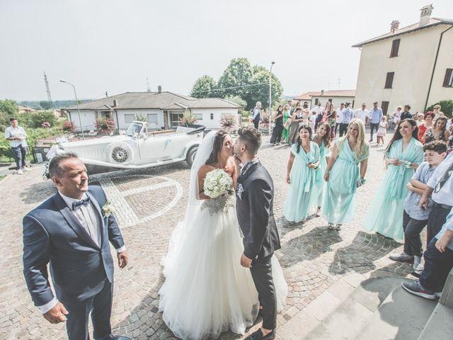 Il matrimonio di Joseph e Alice a Mapello, Bergamo 87