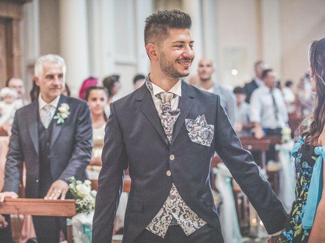 Il matrimonio di Joseph e Alice a Mapello, Bergamo 92