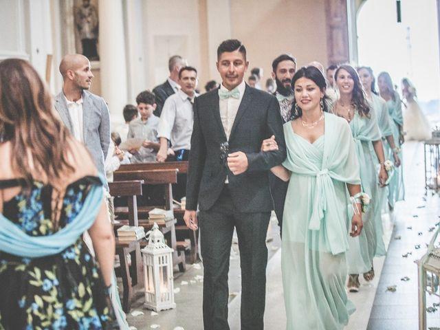 Il matrimonio di Joseph e Alice a Mapello, Bergamo 93