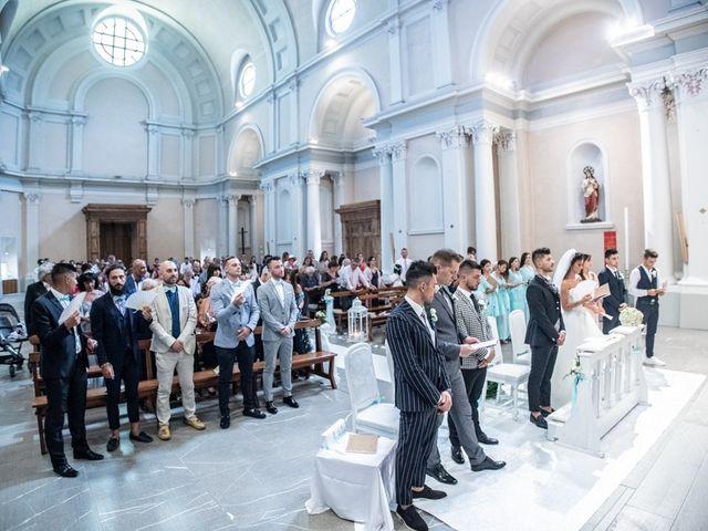 Il matrimonio di Joseph e Alice a Mapello, Bergamo 99