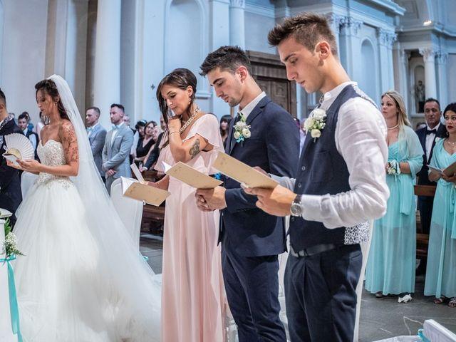 Il matrimonio di Joseph e Alice a Mapello, Bergamo 101