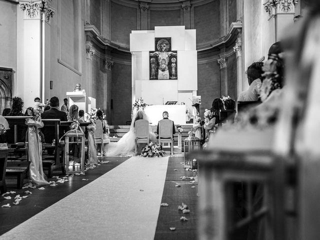 Il matrimonio di Joseph e Alice a Mapello, Bergamo 105