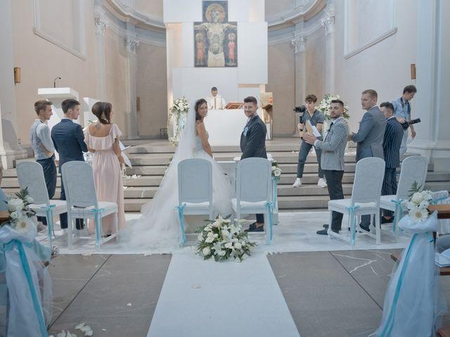 Il matrimonio di Joseph e Alice a Mapello, Bergamo 109
