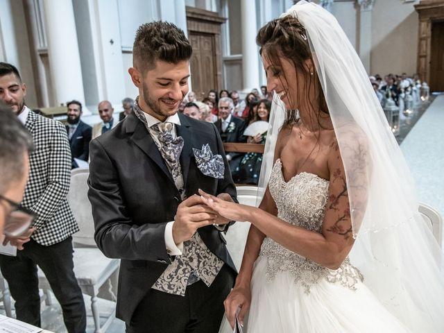 Il matrimonio di Joseph e Alice a Mapello, Bergamo 110