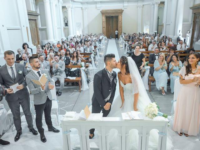 Il matrimonio di Joseph e Alice a Mapello, Bergamo 117
