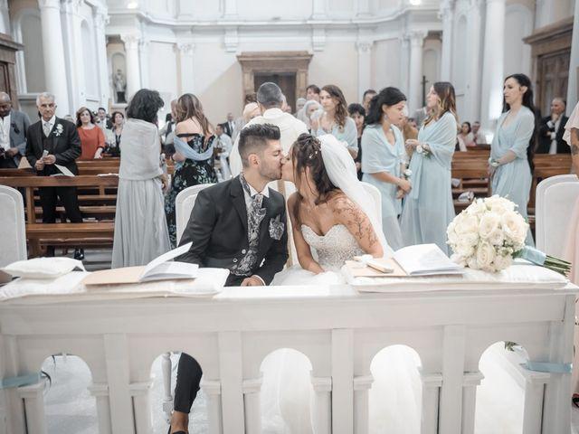 Il matrimonio di Joseph e Alice a Mapello, Bergamo 120