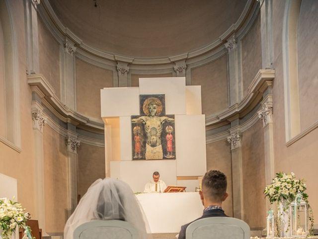 Il matrimonio di Joseph e Alice a Mapello, Bergamo 122