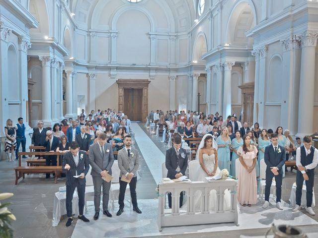 Il matrimonio di Joseph e Alice a Mapello, Bergamo 123