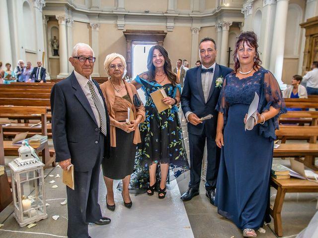 Il matrimonio di Joseph e Alice a Mapello, Bergamo 125
