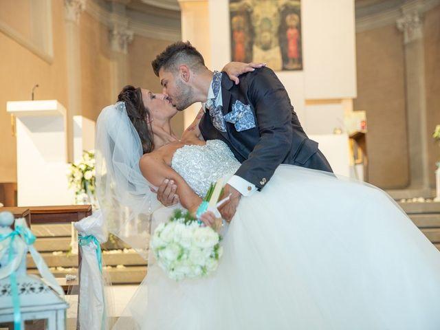 Il matrimonio di Joseph e Alice a Mapello, Bergamo 130