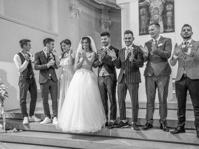 Il matrimonio di Joseph e Alice a Mapello, Bergamo 131
