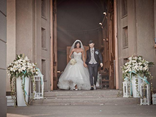 Il matrimonio di Joseph e Alice a Mapello, Bergamo 136