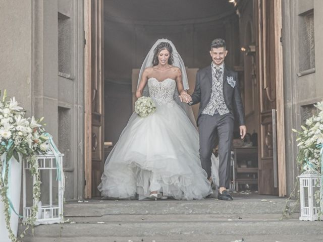 Il matrimonio di Joseph e Alice a Mapello, Bergamo 137