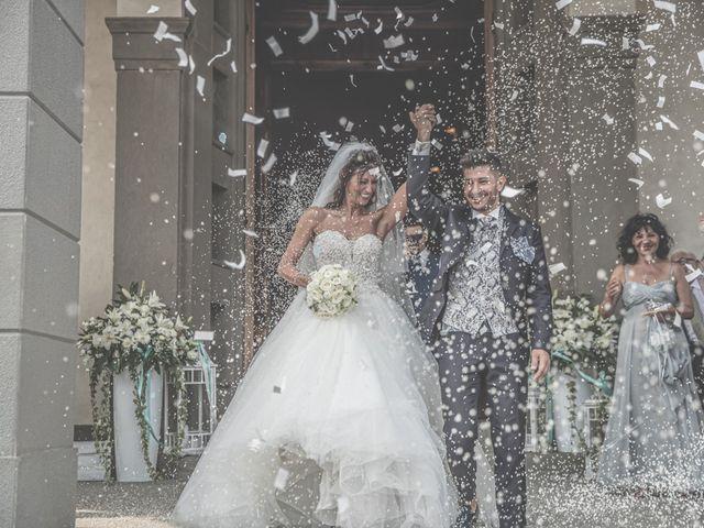 Il matrimonio di Joseph e Alice a Mapello, Bergamo 140