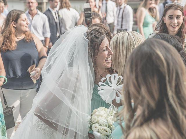 Il matrimonio di Joseph e Alice a Mapello, Bergamo 143