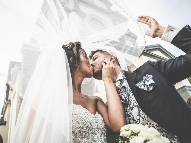 Il matrimonio di Joseph e Alice a Mapello, Bergamo 144