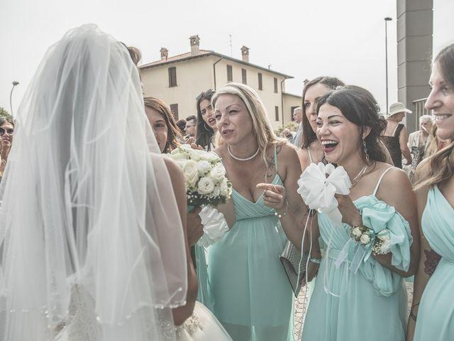 Il matrimonio di Joseph e Alice a Mapello, Bergamo 145