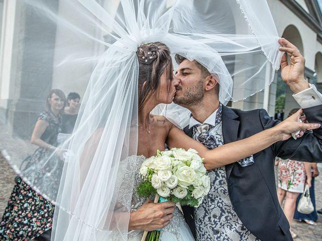 Il matrimonio di Joseph e Alice a Mapello, Bergamo 148