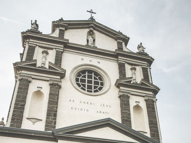 Il matrimonio di Joseph e Alice a Mapello, Bergamo 151