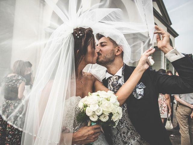 Il matrimonio di Joseph e Alice a Mapello, Bergamo 152