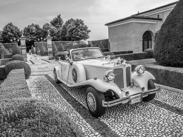 Il matrimonio di Joseph e Alice a Mapello, Bergamo 160