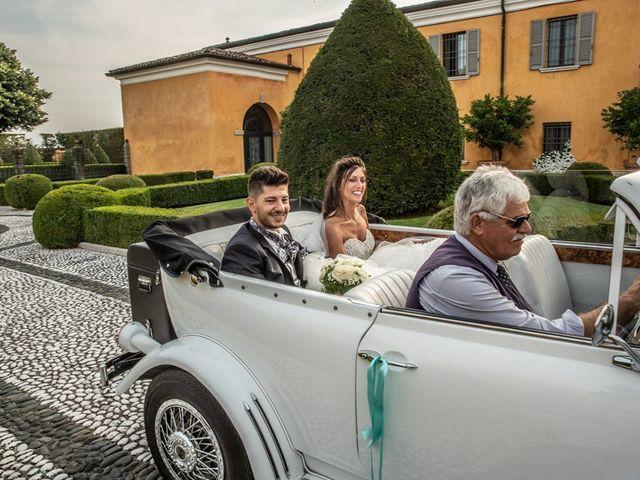 Il matrimonio di Joseph e Alice a Mapello, Bergamo 161