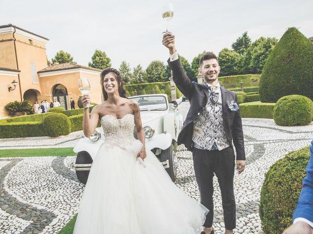 Il matrimonio di Joseph e Alice a Mapello, Bergamo 162