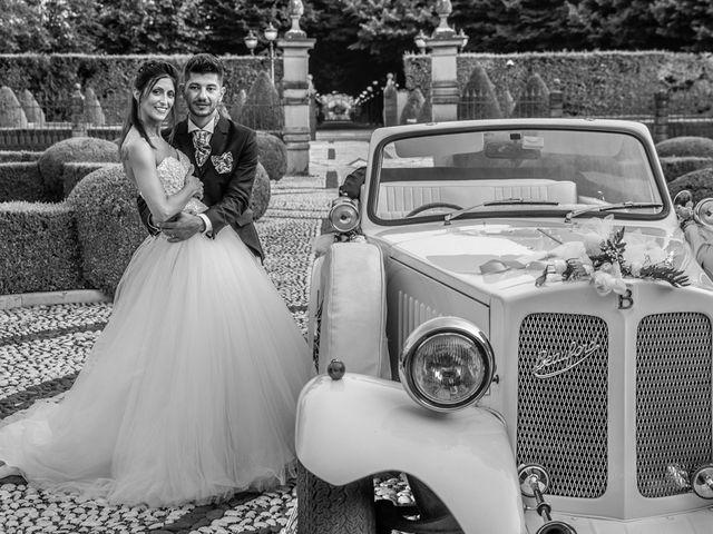 Il matrimonio di Joseph e Alice a Mapello, Bergamo 163