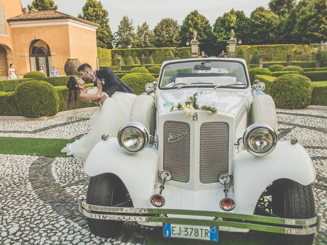 Il matrimonio di Joseph e Alice a Mapello, Bergamo 164