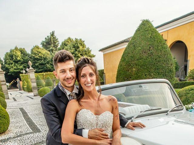Il matrimonio di Joseph e Alice a Mapello, Bergamo 165