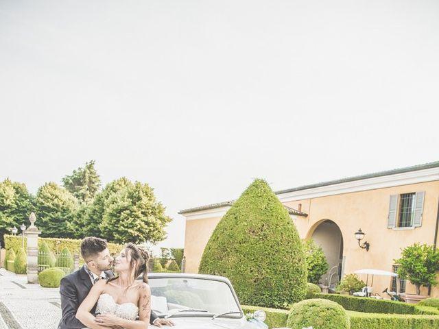 Il matrimonio di Joseph e Alice a Mapello, Bergamo 166