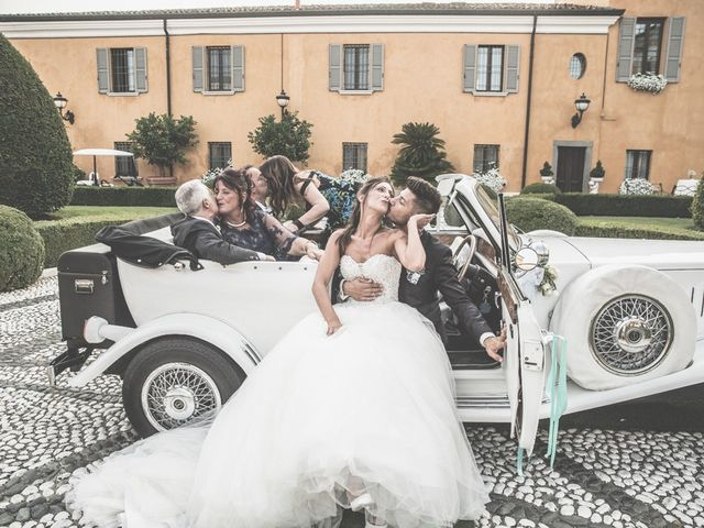 Il matrimonio di Joseph e Alice a Mapello, Bergamo 169