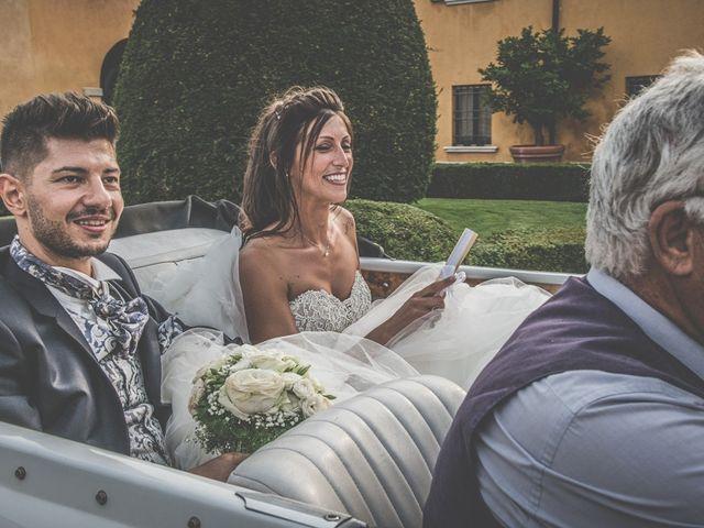 Il matrimonio di Joseph e Alice a Mapello, Bergamo 171