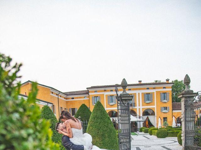 Il matrimonio di Joseph e Alice a Mapello, Bergamo 174