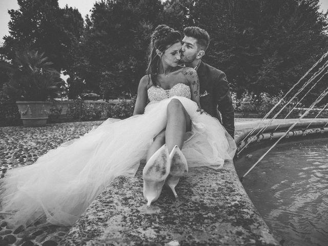 Il matrimonio di Joseph e Alice a Mapello, Bergamo 175