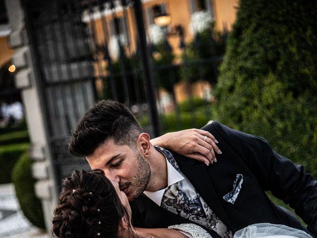 Il matrimonio di Joseph e Alice a Mapello, Bergamo 176