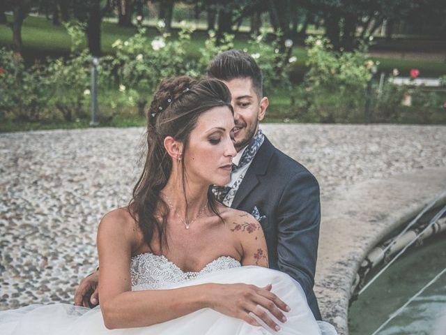 Il matrimonio di Joseph e Alice a Mapello, Bergamo 180