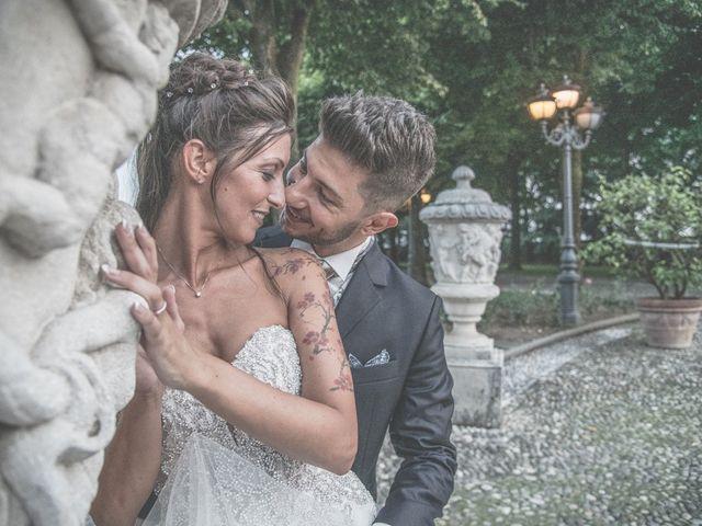 Il matrimonio di Joseph e Alice a Mapello, Bergamo 183