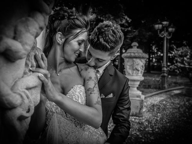 Il matrimonio di Joseph e Alice a Mapello, Bergamo 186