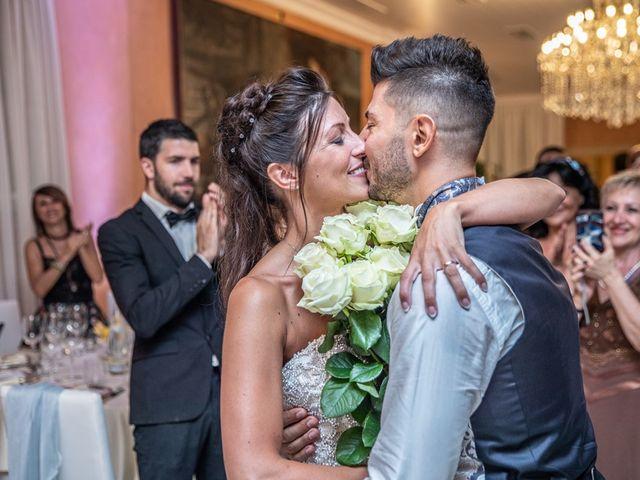 Il matrimonio di Joseph e Alice a Mapello, Bergamo 194