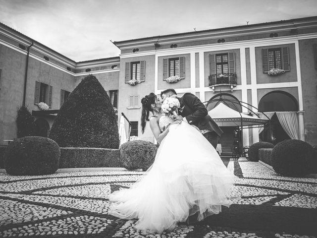Il matrimonio di Joseph e Alice a Mapello, Bergamo 197