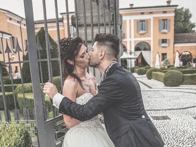 Il matrimonio di Joseph e Alice a Mapello, Bergamo 198