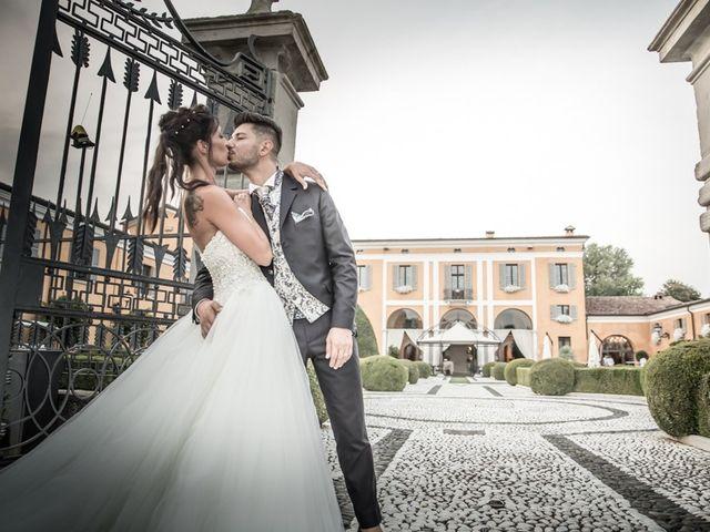Il matrimonio di Joseph e Alice a Mapello, Bergamo 200