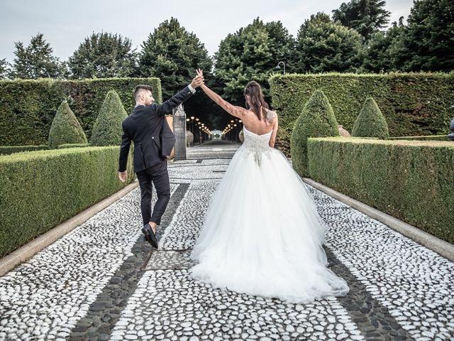 Il matrimonio di Joseph e Alice a Mapello, Bergamo 201