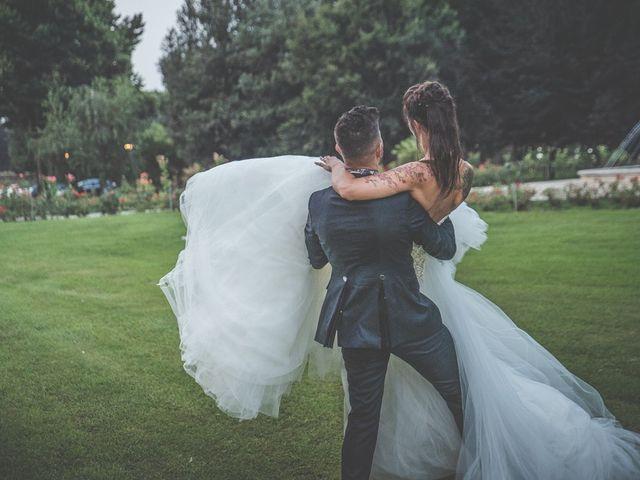 Il matrimonio di Joseph e Alice a Mapello, Bergamo 206