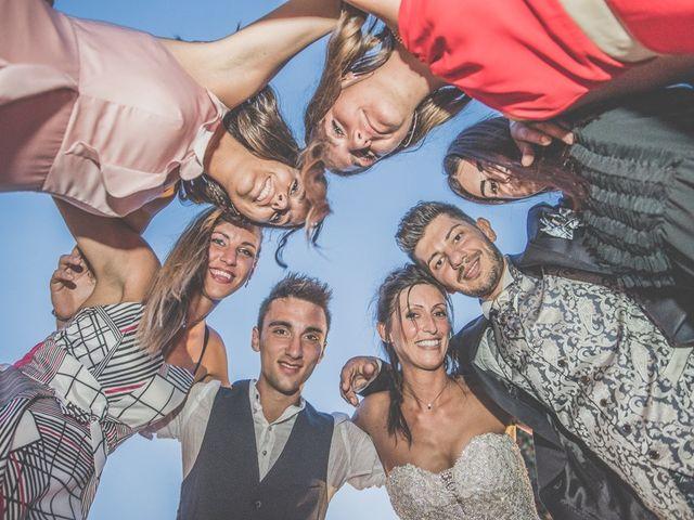 Il matrimonio di Joseph e Alice a Mapello, Bergamo 209